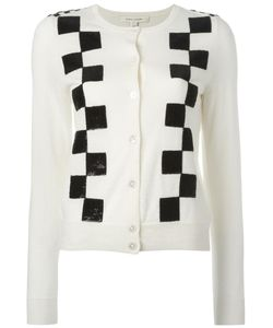 Marc Jacobs | Classic Checke Cardigan Medium Wool