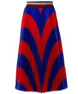 Hilfiger Collection | Embroidered Pleated Skirt Women