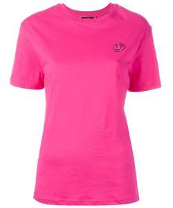 Mcq Alexander Mcqueen | Logo Embroidered T-Shirt