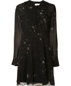 A.L.C. | Stars Print Dress 8 Polyester/Silk
