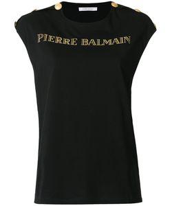Pierre Balmain | Футболка С Принтом Логотипа