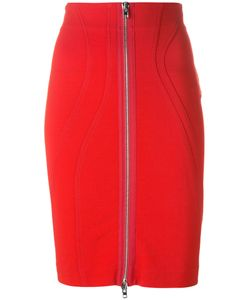 Givenchy | Zip Fitted Skirt Size 38