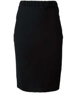 A.F.Vandevorst | Stretch Waist Pencil Skirt 38 Viscose/Spandex/Elastane