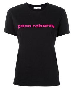 Paco Rabanne   Logo Print T-Shirt Size Large