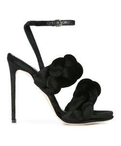 Marco De Vincenzo | Braided Stiletto Sandals