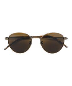 Bottega Veneta Eyewear | Round Frame Sunglasses