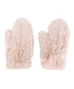 Yves Salomon Accessories | Mitten Gloves