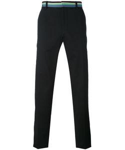 WALTER VAN BEIRENDONCK VINTAGE | Walter Van Beirendonck Ribbon Waistband Trousers