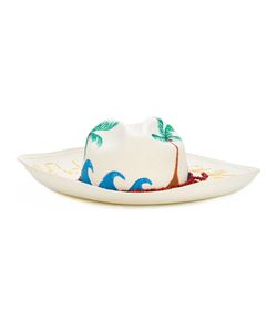 Sensi Studio | Vamos A La Playa Beaded Panama Hat