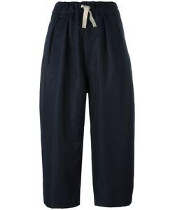 Sofie D'Hoore | Cropped Pants 36 Cotton/Linen/Flax