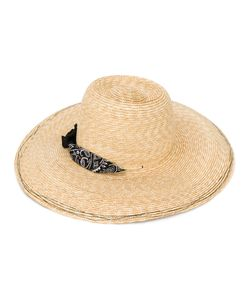 LOLA HATS | Шляпа С Банданой