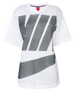 Nike | Сетчатый Топ С Логотипом