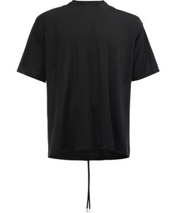 Y / PROJECT | Closed Neck T-Shirt Small Spandex/Elastane/Viscose