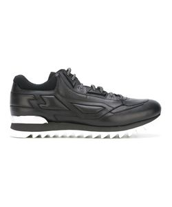 Les Hommes | Stitched Panel Sneakers Size 39