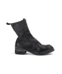 GUIDI | Zipped Ankle Boots Size 43