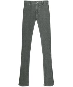 Re-Hash | Checked Tailored Trousers Men 38