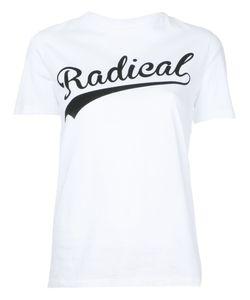 ÊTRE CÉCILE   Radical Slogan T-Shirt
