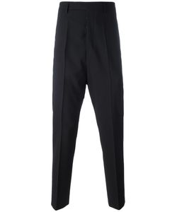 Rick Owens | Tape Trousers 48 Cupro/Virgin Wool/Spandex/Elastane