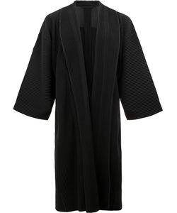 HOMME PLISSE ISSEY MIYAKE | Homme Plissé Issey Miyake Pleated Kimono Coat 3