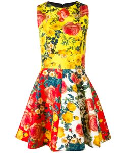 Fausto Puglisi | Print Fla Dress 44 Silk/Acetate