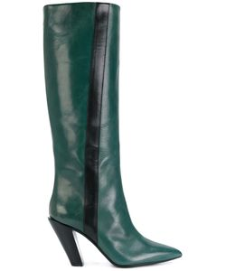 A.F.Vandevorst | Slanted Heel Knee-High Boots Women