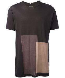 ZIGGY CHEN | Colour Block T-Shirt Size Medium