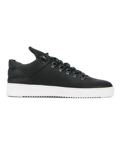 Filling Pieces | Low-Top Sneakers 45 Leather/Rubber