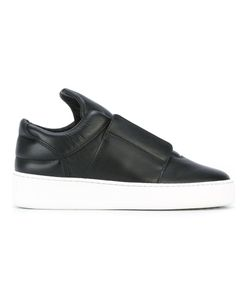 Filling Pieces | Elasticated Band Sneakers 38 Leather/Rubber