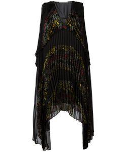 Marco De Vincenzo | Print Pleated Dress 40