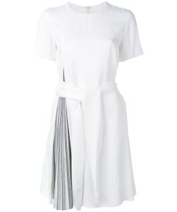 Emporio Armani   Pleated Detail Dress