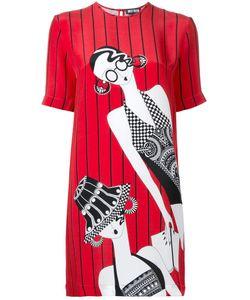 Holly Fulton | Ladies T-Shirt Dress 8 Silk