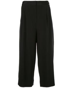 Tibi | Cropped Pants 6 Silk