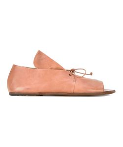 Marsell | Marsèll Open Toe Lace-Up Shoes