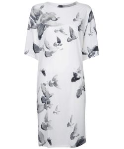 A.F.Vandevorst | Bird Printed Dress M