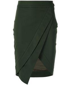 GIULIANA ROMANNO | Asymmetric Skirt 42
