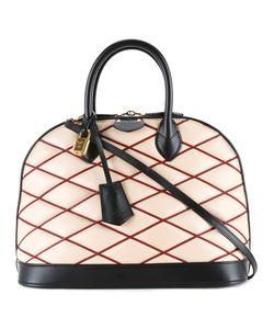 LOUIS VUITTON VINTAGE | Alma Pm Malletage Shoulder Bag