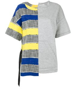 Semicouture | Half And Half T-Shirt Size 40