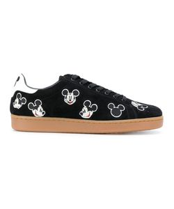 MOA MASTER OF ARTS | Mickey Mouse Patch Sneakers Men