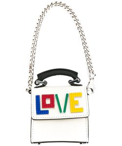 Les petits joueurs | Nano Alex Rainbow Love Bag Charm