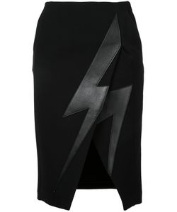 Neil Barrett | Lightning Bolt Skirt