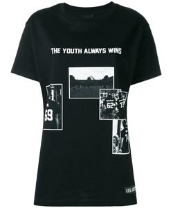 LES ARTISTS | Les Artists The Youth Always Wins T-Shirt Medium
