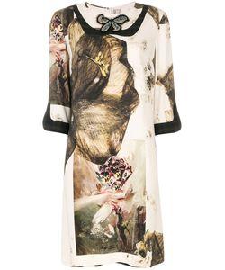 Antonio Marras | Платье С Принтом Бабочек