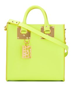 Sophie Hulme | Le Chartreuse Tote Leather