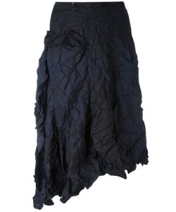 Yohji Yamamoto | Asymmetric Midi Skirt