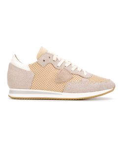 Philippe Model | Tropez Sneakers 37 Rubber/Calf Leather/Leather/Nylon