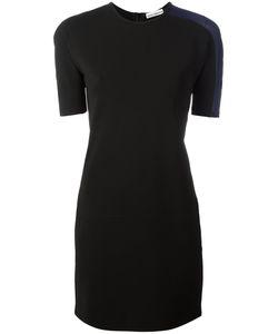 Paco Rabanne | Contrast T-Shirt Dress 40 Viscose/Polyamide/Spandex/Elastane