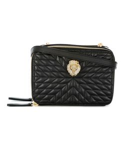 Roberto Cavalli | Quilted Crossbody Bag Leather/Metal Other