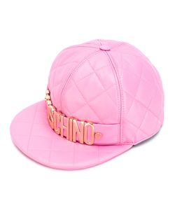 Moschino   Quilted Cap