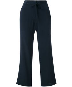 Aspesi | Drawstring Cropped Trousers 38