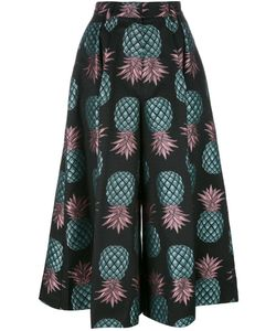 House Of Holland | Pineapple Culottes 8 Cotton/Polyester